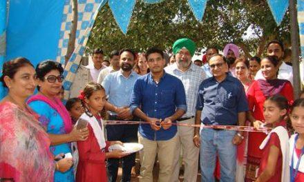 पंजाब का पहला 'बालिका मंच' होशियारपुर में स्थापित, डीसी ने किया उद्घाटन