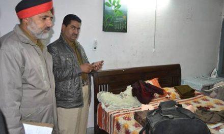 सिविल हॉस्पिटल के क्वाटरों में चोर लाखों रुपए का सामान तथा नकदी ले उड़े