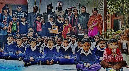 DEO  ने बच्चों को दिया पर्यावरण संरक्षण का संदेश