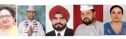 आम आदमी पार्टी – दोआबा प्रधान सचदेवा ने 23 पदाधिकारियों की नियुक्तियां