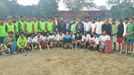 महाराणा प्रताप हाकी अकादमी ने जीता श्री गुरु गोबिंद सिंह जी को समर्पित हाकी मैच
