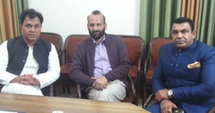 विधायक डॉ. राज ने रैडक्रास की टीम पर जताया भरोसा