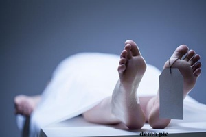 सड़क हादसे में पूर्व डी.एस.पी. व बहू की मौत, पोते की टूटी टांग