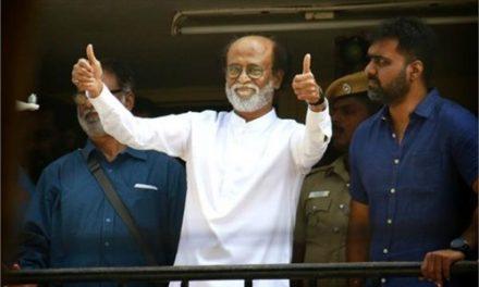 MGR नहीं हूं, पर उनकी तरह मैं चला सकता हूं सरकार: रजनीकांत