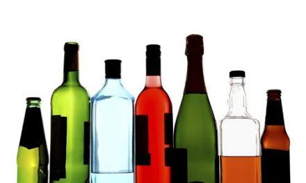12 बोतल अवैध शराब समेत एक काबू।