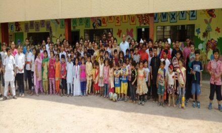 समर कैंप बच्चों में आत्मविश्वास पैदा करते हैं : संदीप जैन