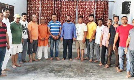 प्राचीन बाबा श्रवण नाथ मंदिर के समीप धर्म परिवर्तन करने वाले परिवार के सदस्य अपनी हरकतों से बाज आएं: कमल शर्मा