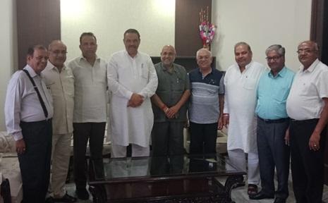 लोक सभा हल्का होशियारपुर में सांपला ने करवाए है ऐतिहासिक कार्य – खन्ना