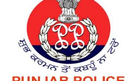 Four Punjab cops dismissed from service on drugs and corruption charges