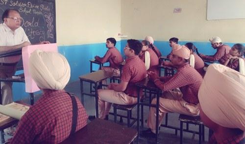 अंतर्राष्ट्रीय साक्षरता दिवस पर सेमीनार आयोजित