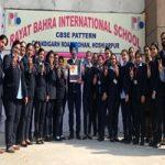 रयात बाहरा इंटरनेशनल स्कूल माइक्रोसॉफ्ट एजुकेशन से जुड़ा।