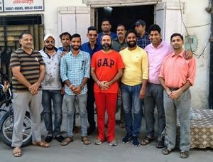 भगवान परशुराम सैना लगायेगी 40वां नि:शुल्क मैडिकल कैंप