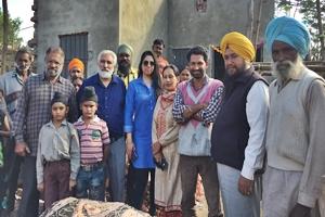250 गरीब बेघर परिवारों को पक्के घर बनवाकर देने में करूंगा मदद : वरिंदर परिहार