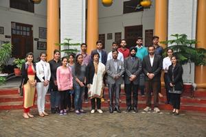 ਖ਼ਾਲਸਾ ਕਾਲਜ ਮਾਹਿਲਪੁਰ ਦੇ 12 ਵਿਦਿਆਰਥੀ ਆਈਟੀ ਕੰਪਨੀ ਵਿਚ ਰੁਜ਼ਗਾਰ ਲਈ ਚੁਣੇ ਗਏ