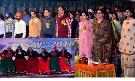 रयात बाहरा में 10वें वार्षिक सांस्कृतिक कार्यक्रम का आयोजन