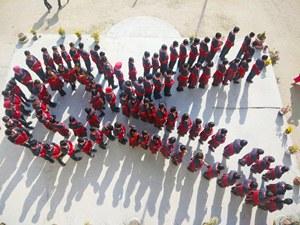 सेंट सोल्जर में विश्व एडस दिवस मनाया