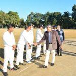 मनमोहन थापर टी-20 क्रिकेट टूर्नामैंट शुरू, जेसीटी होशियारपुर ने जीता पहला मैच
