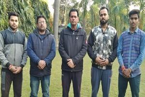 पहला स्व. सुशील शर्मा यादगारी क्रिकेट टूर्नामैंट 26 दिसंबर को: कुलदीप धामी