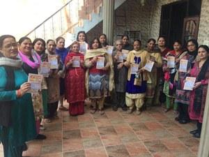 धर्म सभा में मातृ शक्ति अहम भूमिका निभाएगा:मीनू सेठी