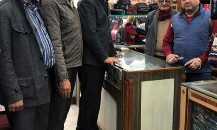होशियारपुर में कानून का नहीं-चोरों लूटेरों का राज, व्यापारी परेशान: दर्पण गुप्ता