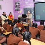 डॉ. सुखमीत ने सेंट सोल्जर स्कूल के छात्रों को कोरोना वायरस के प्रति किया जागरूक