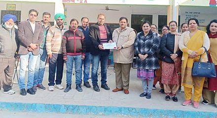 लेक्चरर कृष्ण गोपाल को मिला कोलंबो प्लान अधीन प्रशिक्षण प्राप्त करने का प्रमाण पत्र