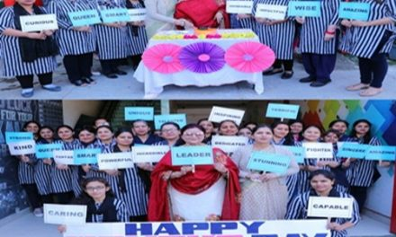 महिला दिवस मनाने से नहीं कुछ करने से होगा सार्थक : चेयरपरसन चोपड़ा