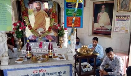 श्रीमद् विजयानंद सूरीश्वर म.सा. की 125वीं पुण्यतिथि पर समारोह आयोजित