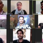 सेंट सोल्जर में मीडिया की भूमिका पर वेबिनार आयोजित :