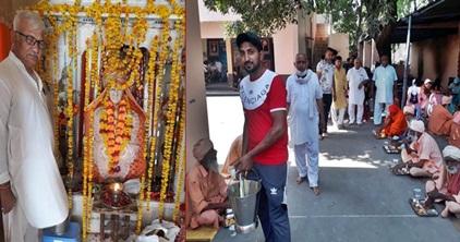 श्रदापूर्वक मनाई गई स्वामी रामपुरी दास जी महाराज की पुण्यतिथि :