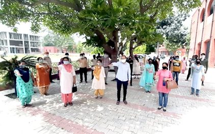 मिशन फतेह: कोविड-19 के प्रति जागरुकता फैला रहा उच्च शिक्षा विभाग