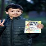 10 YO City kid conducting Storytelling webinar
