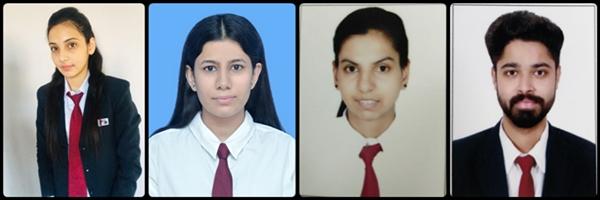 रयात बाहरा इंजीनियरिंग कॉलेज के चार छात्रों को मिला रोज़गार