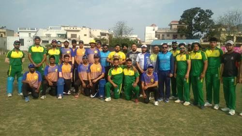 ठाकुर बरियाम सिंह यादगारी ऑल इंडिया टी-20 टूर्नामैंट तीसरे दिन में प्रवेश