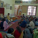 चंद्रमोहन अरोड़ा के सानिध्य में योग साधन आश्रम में सत्संग का आयोजन किया गया