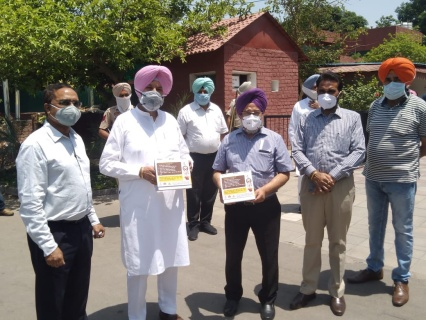 Awareness drive to sensitize high risk populations about worse affect of hypertension & Diabetes