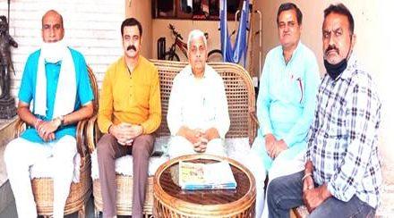 डी.ए.पी खाद पर सब्सिडी देकर मोदी सरकार ने किसानों के पक्ष में ऐतिहासिक फैसला लिया