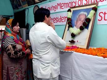 सेंट सोल्जर ग्रुप के संस्थापक स्वर्गीय आर.सी. चोपड़ा कों श्रद्धासुमन अर्पित