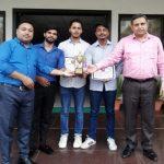 रयात बाहरा फार्मेसी कॉलेज के छात्रों ने जिला स्तरीय क्विज मुकाबलों में दूसरा स्थान हासिल किया